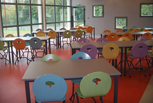 Inscription Cantine Ecole Les Courlis